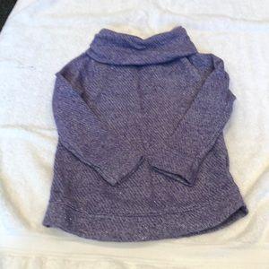 Girls Cowlneck Sweater